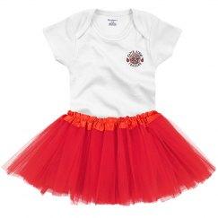 Baby Tootoo skirt & onesie