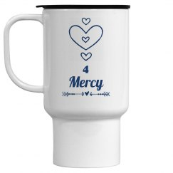 Heart 4 Mercy - Blue