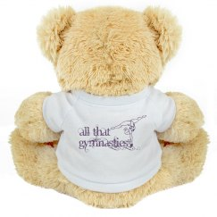 teddy bear w/shirt