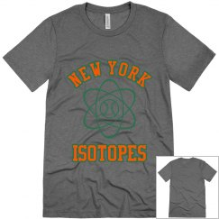 New York Isotopes Standard T