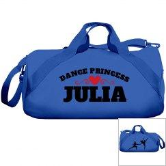 Julia, dance princess