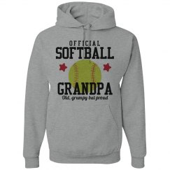 Official Softball Grandpa