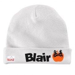 Infant Pumpkin Beanie Hat