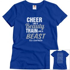 Cheer Train Like a Beast
