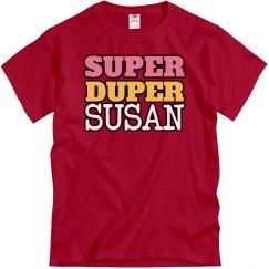 Super duper Susan