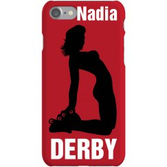 Roller Derby Darling Case