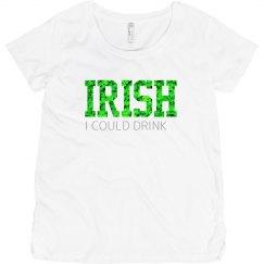 IRISH I could drink!