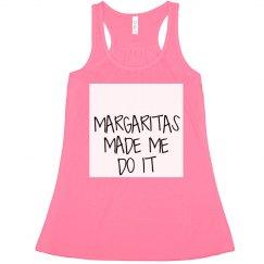 Margaritas Made Me Do it SCRIPT