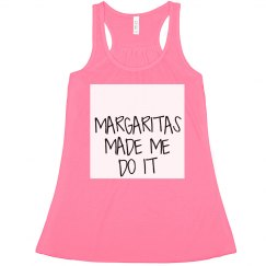 Margaritas Made Me Do it SCRIPT