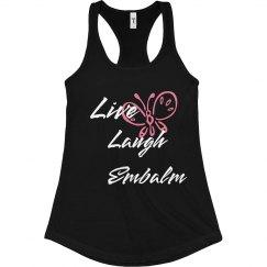 Live Laugh Tank
