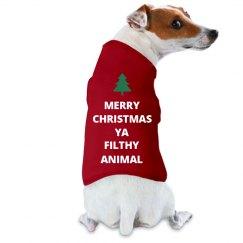 Dog Christmas Shirt