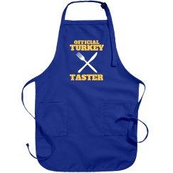 Official Turkey Taster