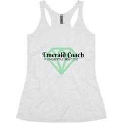 EMERALD Coach Tank 2