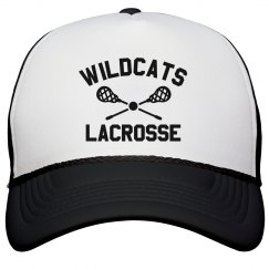 Custom Trendy Lacrosse Hat