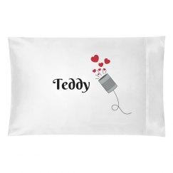 Teddy Pillowcase