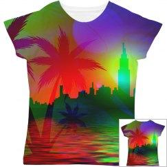 Colorful Citiscape