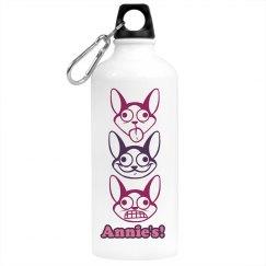 Annie's Desk Water Bottle