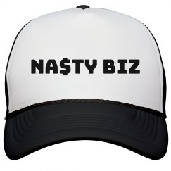 NASTY BIZ CAP