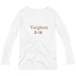 Christian Forgiven