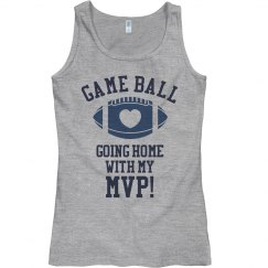 Game Ball Football Tank