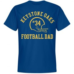 Keystone Football Dad