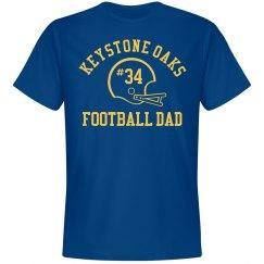 Keystone Football Dad