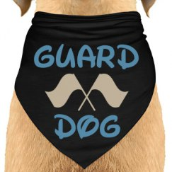 Guard Dog (Guard Flag Art)