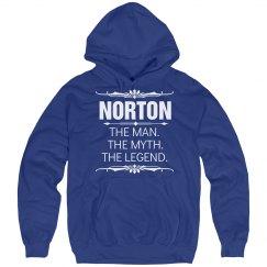 Norton the man the myth the legend