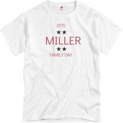 2015 miller family day