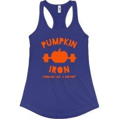 Pumpkin Iron