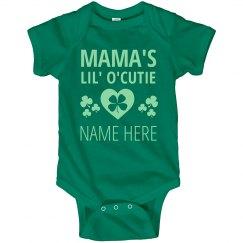 Mama's Little O'Cutie Irish Baby