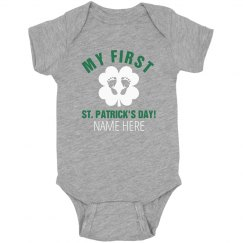 Custom First St. Patrick's Day