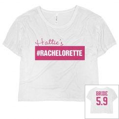 Rachelorette Bride!