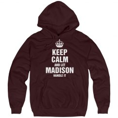Let Madison handle it