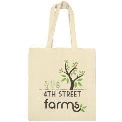 4th Street Farms Tote Bag