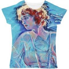Angel Voice Super Portrait Shirt