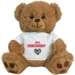 Homecoming Dance Bear