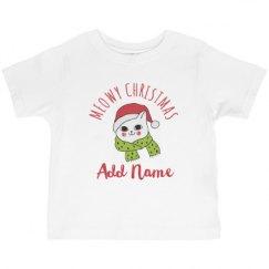 Toddler Basic Promo Jersey Tee