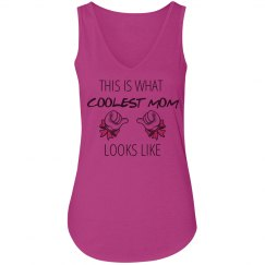 Coolest Mom Tank Top