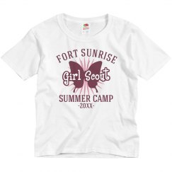 Fort Sunrise Girl Scout