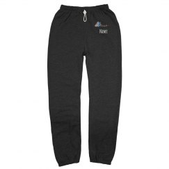 Simple logo sweats