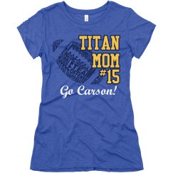 Titan Football Mom