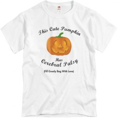 Halloween Cerebral Palsy