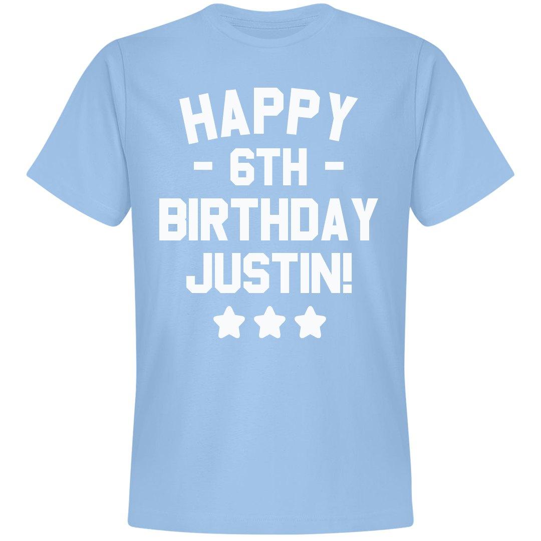 Customized Birthday T Shirts