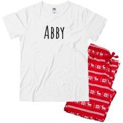 Abby's PJ's