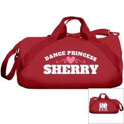 Sherry, dance princess