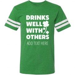 Funny Irish Drinks Well
