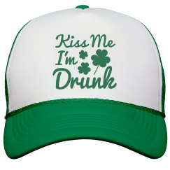 Kiss Me Im Drunk