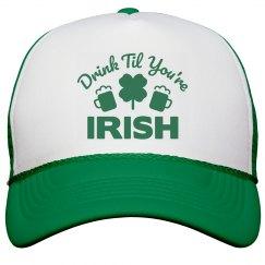 Drink Till You're Irish