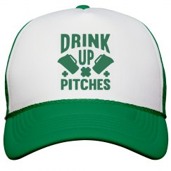 Drink Up Pitches Shamrock